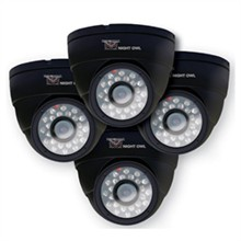 Night Owl Add On Cameras night owl cam dm624 ba 4 pack